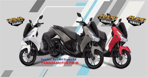 spesifikasi dan harga yamaha 125 terbaru yamahamotor