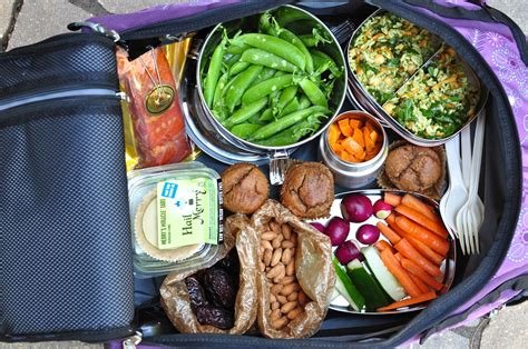 pack cuisine nourishing meals packing healthy food for air travel