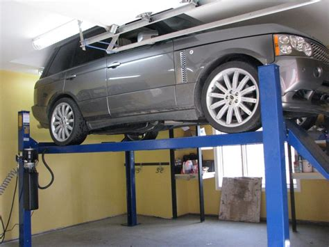 Home Car Lift by Home Garage Lifts Rennlist Porsche Discussion Forums