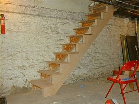 Building Stairs The Ez Way