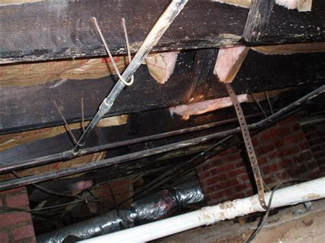 rid  creosote smell  basements  crawl spaces
