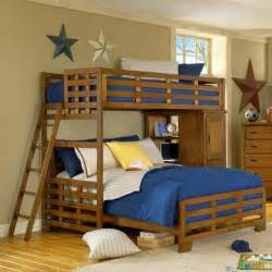 free bunk bed plans twin over queen woodworking projects