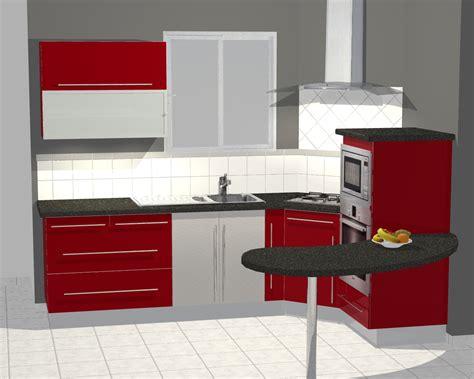 cuisine conception 3d