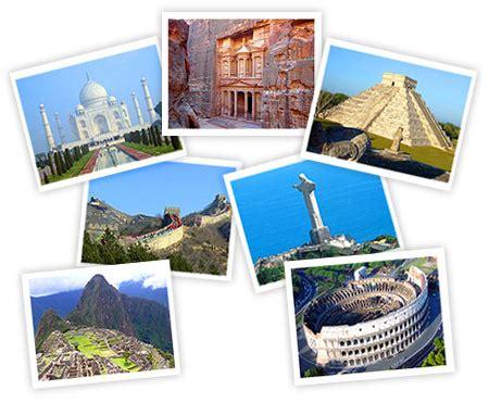 7 merveilles du monde moderne