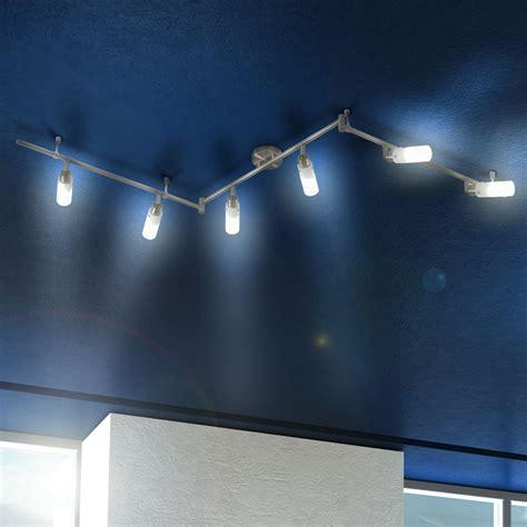 Lampen Strahler Decke  Glas Pendelleuchte Modern