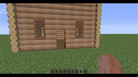 minecraft  mods log cabin  windows youtube
