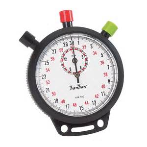 Mechanical Cumulative Stopwatch