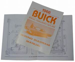 1966 Buick Wiring Diagram Manual
