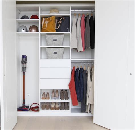 Front Entry Closet Organization Ideas by 10 Secrets Only Professional Closet Organizers Real
