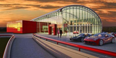 Luxury Auto Dealership | IMBIMBO Architecture + Development