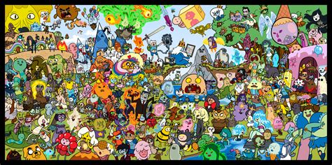 Adventure Time Wallpaper And Background Image