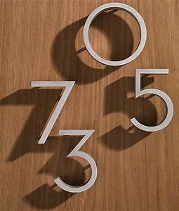 mid century modern house numbers mid century modern With neutra house letters