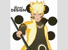 Naruto Shippuden Naruto Uzumaki Six Paths Mode by