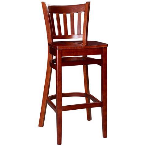 Stool For Sale - vertical slat wood bar stool for sale restaurant barstools