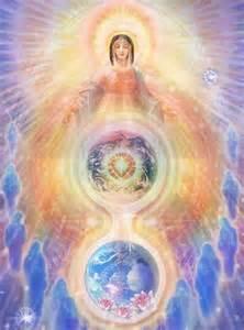 Resultado de imagem para imagem de mae divina