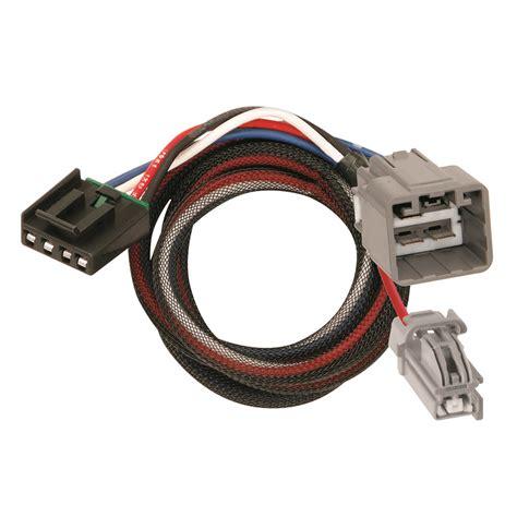 New Tekonsha Brake Control Wiring Adapter
