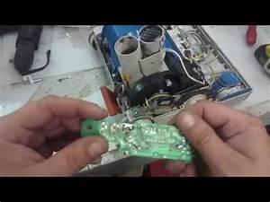 Windsor Sensor S12 Vacuum Repair