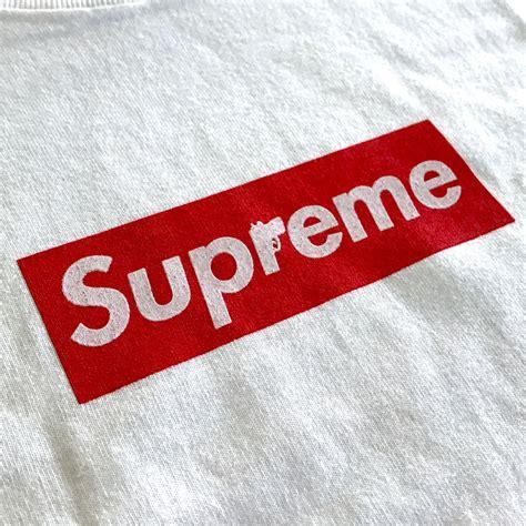 supreme brand brand new supreme