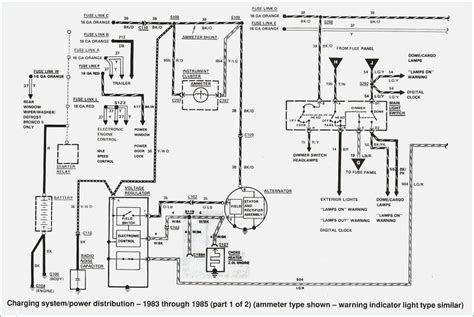 Fog Light Wiring Diagram For 1990 Ford Mustang by 85 Mustang Wiring Diagram Wiring Schematic Diagram