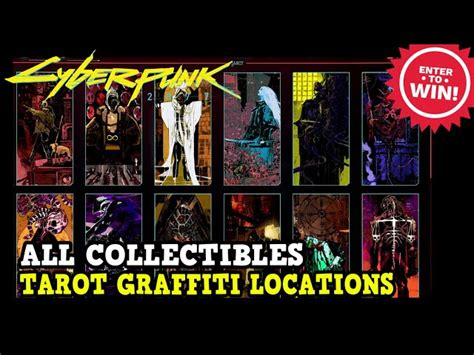 Maybe you would like to learn more about one of these? All Tarot Card locations in Cyberpunk 2077