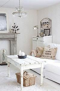 28, Best, Ideas, For, Cozy, Shabby, Chic, Living, Room, Decorations