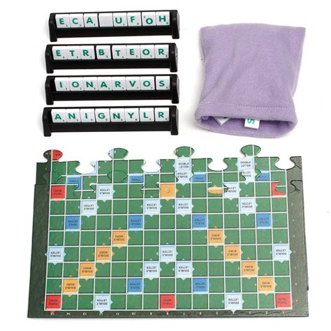 Scrabble Tile Value Calculator by Scrabble Board Brand Crossword Letters Tiles For