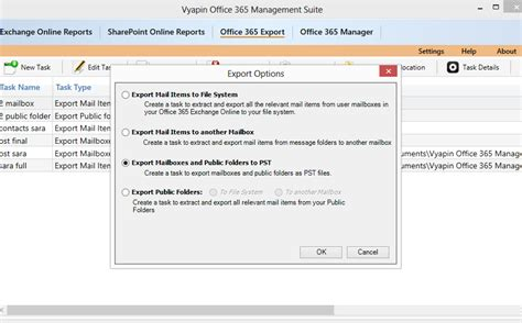 Office 365 Portal Export Users by Office 365 Export Tool Collab365 Directory Collab365