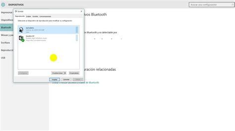 tutorial c 243 mo conectar aud 237 fonos bluetooth en pc computadora o laptop