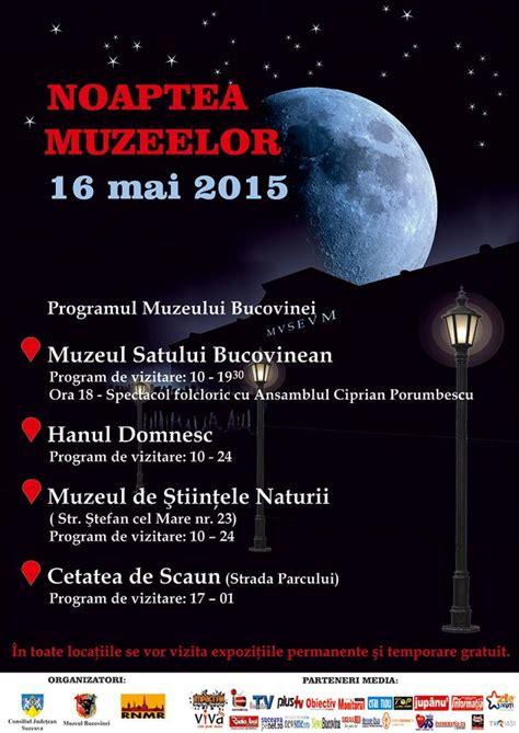 """Noaptea Muzeelor la Suceava - YouTubeyoutube.com › watch?v=r36nKNbgs_kMuzeul Bucovinei Suceava va marca manifestarea """"Noaptea muzeelor"""" din seara zilei de sâmbătă, 19 mai, printr-o serie de manifestări culturale deosebite oferite publicului sucevean și nu numai... Read moreMuzeul Bucovinei Suceava va marca manifestarea """"Noaptea muzeelor"""" din seara zilei de sâmbătă, 19 mai, printr-o serie de manifestări culturale deosebite oferite publicului sucevean și nu numai, desfășurate în mai multe locații din Suceava și Fălticeni. Категория. Развлечения. HideNoaptea Muzeelor, la Suceava - YouTubeyoutube.com › watch?v=RgHqoB-HsscNoaptea Muzeelor, la Suceava. Tv Radauti. Загрузка...... Cabana Vitoria Lipan si partia de ski Pojorata, Malini Suceava - AeroFilm.ro - Продолжительность: 2:37 aerofilm.ro 6 755 просмотров. Read moreNoaptea Muzeelor, la Suceava. Tv Radauti. Загрузка...... Cabana Vitoria Lipan si partia de ski Pojorata, Malini Suceava - AeroFilm.ro - Продолжительность: 2:37 aerofilm.ro 6 755 просмотров. 2:37. [BadComedian] - Движение Вверх (Плагиат или великая правда?) Hide(document.querySelector("""