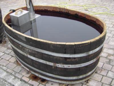 Holzzuber Selber Bauen by Badebottich Selber Bauen Tub Selber Bauen Poolheizung