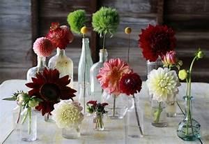 decoration florale et estivale la voie des fleurs With salle de bain design avec décoration florale mariage paris
