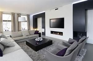 Inrichting luxe villa - de Leeuw & van Vugt