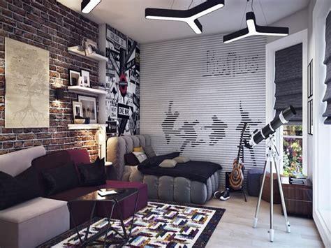 10 cool teenage boy s bedroom interior design ideas