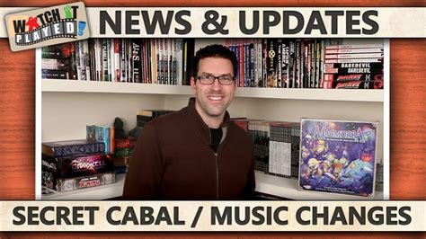 Secret Cabal / Music Changes