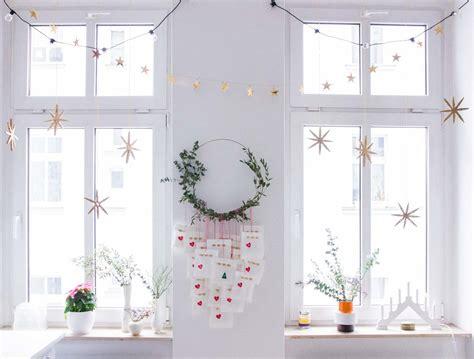 Fensterdeko Statt Gardinen by Adventskalender Die Sch 246 Nsten Ideen F 252 R Die Adventszeit
