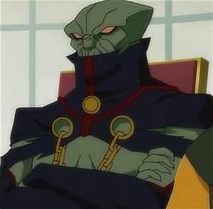 Ma'alefa'ak J'onzz (Doom) - DC Comics Database