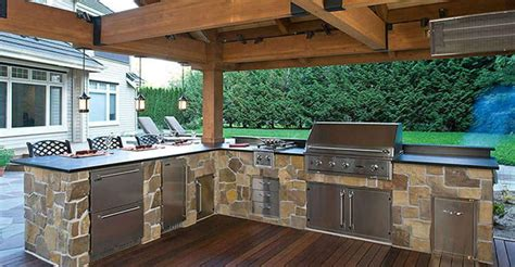 outdoor kitchens  patio company