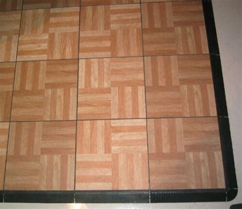 rent a wood parquet floor