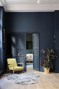 couleur de peinture tendance 2018 choisissez les teintes With couleur avec bleu marine 5 cuisine bleue marie claire maison