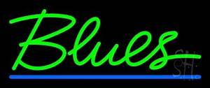 Blues Neon Signs Every Thing Neon