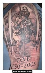 St Christopher Tattoo - Tattoospedia