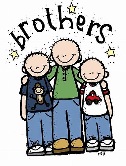 Brothers Melonheadz Clip Clipart Boy Lost Drawing