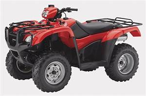 2002 Honda FourTrax Foreman Rubicon ATV 4×4 — Four Wheeler ...