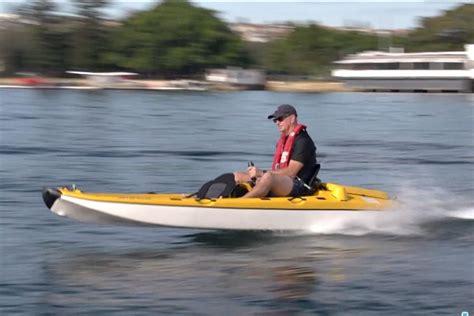 Jet Ski Fast Boat by Aquanami Jet Angler Review Boatadvice