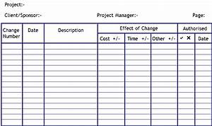 45 perform integrated change control firebrand learn With change log template project management