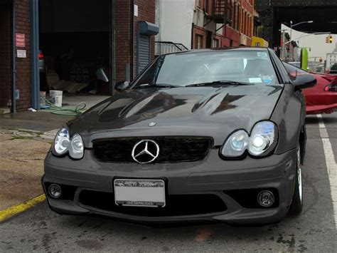 ordered  bumble bee amg front bumper