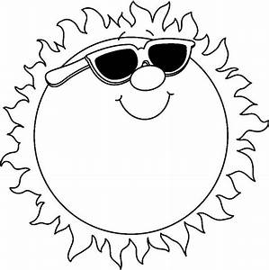 Best HD Weather Clipart Black Sunny And Design