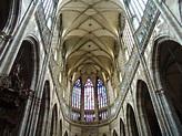 Prague, St. Vitus Cathedral | Work of art | Virtual museum ...