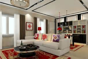for house decoration new year house interior decoration 3d house