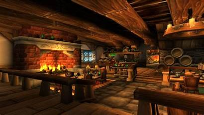 Warcraft Goldshire Inn Mmos Mmogames Park Mmo